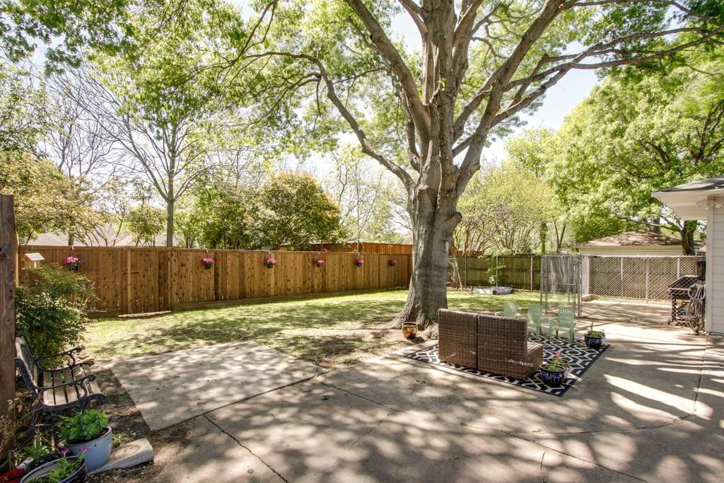 Sold Property   6654 Santa Anita Drive Dallas, Texas 75214 21
