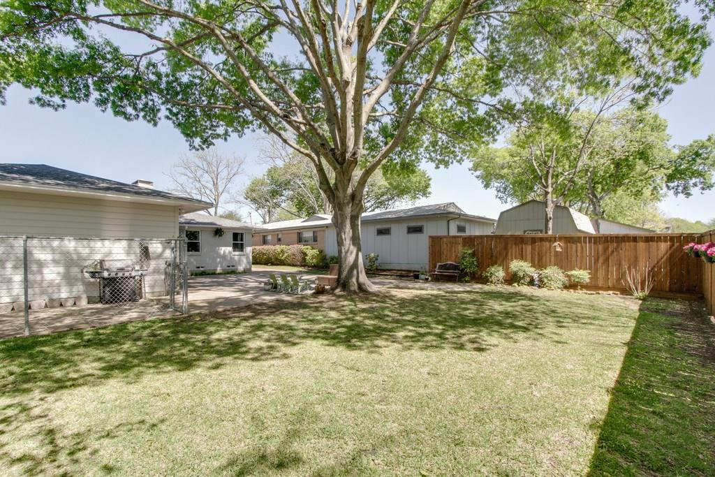Sold Property   6654 Santa Anita Drive Dallas, Texas 75214 23