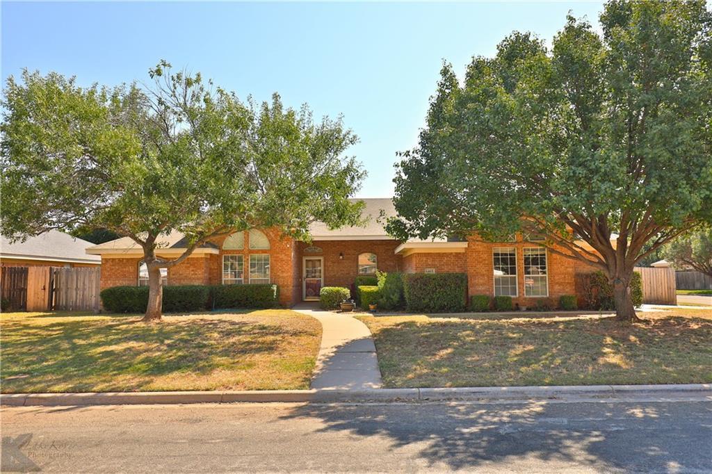 Homes for sale in Abilene Texas | 6465 Twin Oaks Drive Abilene, Texas 79606 1