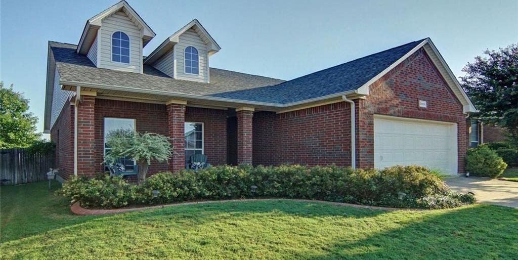 Sold Property | 3805 Grantsville Drive Fort Worth, TX 76244 1