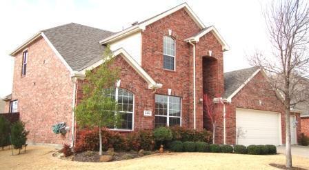 Sold Property | 2452 Dawn Mist Drive Little Elm, Texas 75068 1