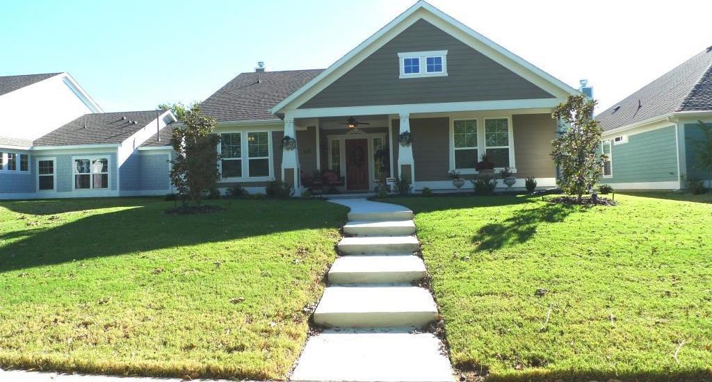 Sold Property | 2200 Dr. Sanders  Providence Village, Texas 76227 0
