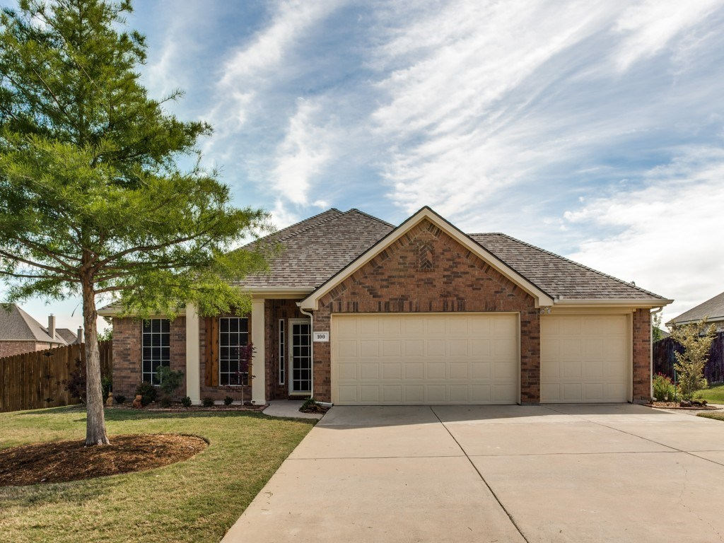 Sold Property | 100 Glenview Drive Oak Point, Texas 75068 0