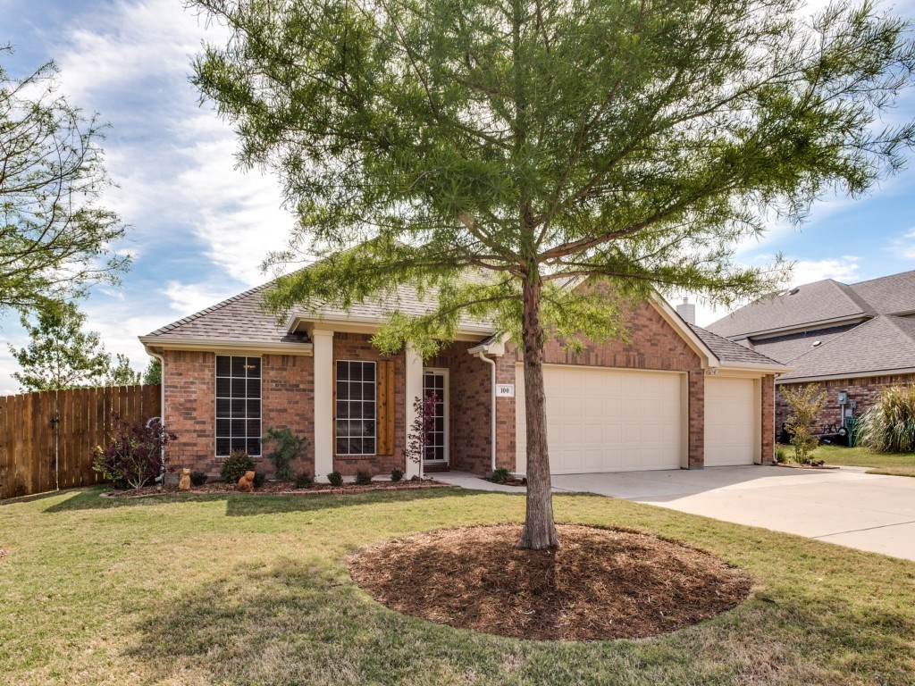 Sold Property | 100 Glenview Drive Oak Point, Texas 75068 1