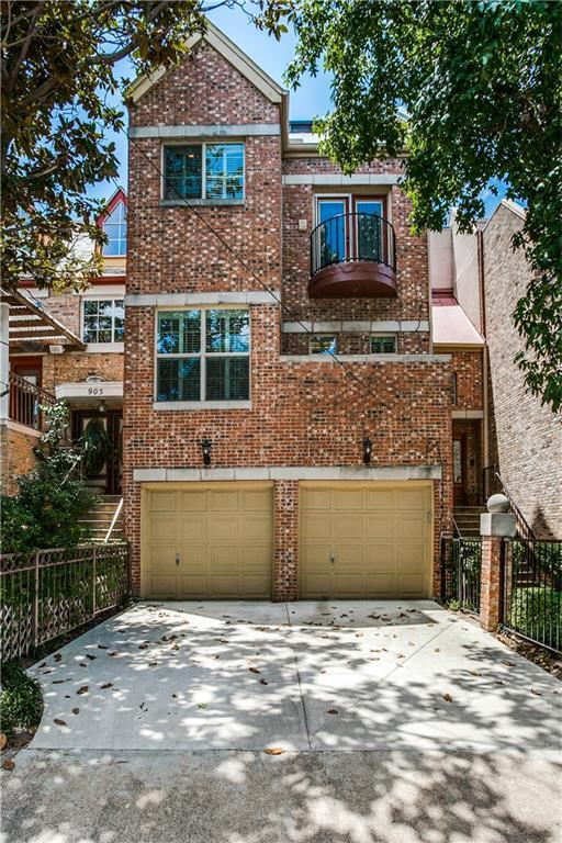 Sold Property | 909 Liberty Street Dallas, Texas 75204 23