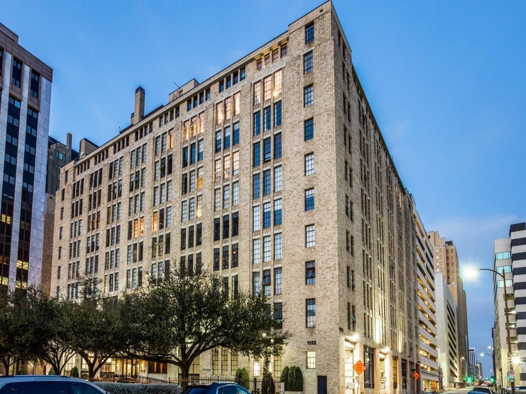 Sold Property | 1122 Jackson Street #1019 Dallas, Texas 75202 24