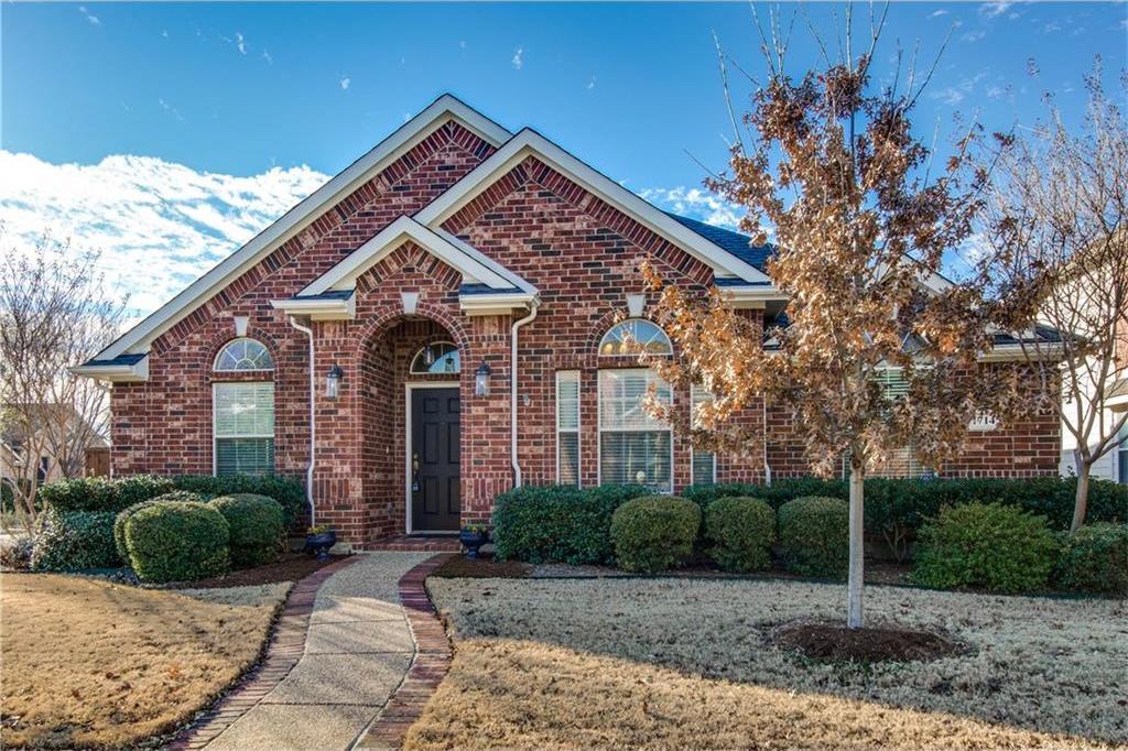 Sold Property   1714 Broadmoor Drive Allen, Texas 75002 1