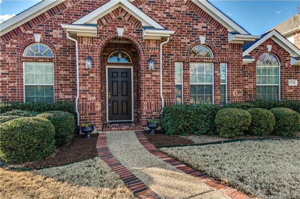 Sold Property   1714 Broadmoor Drive Allen, Texas 75002 2