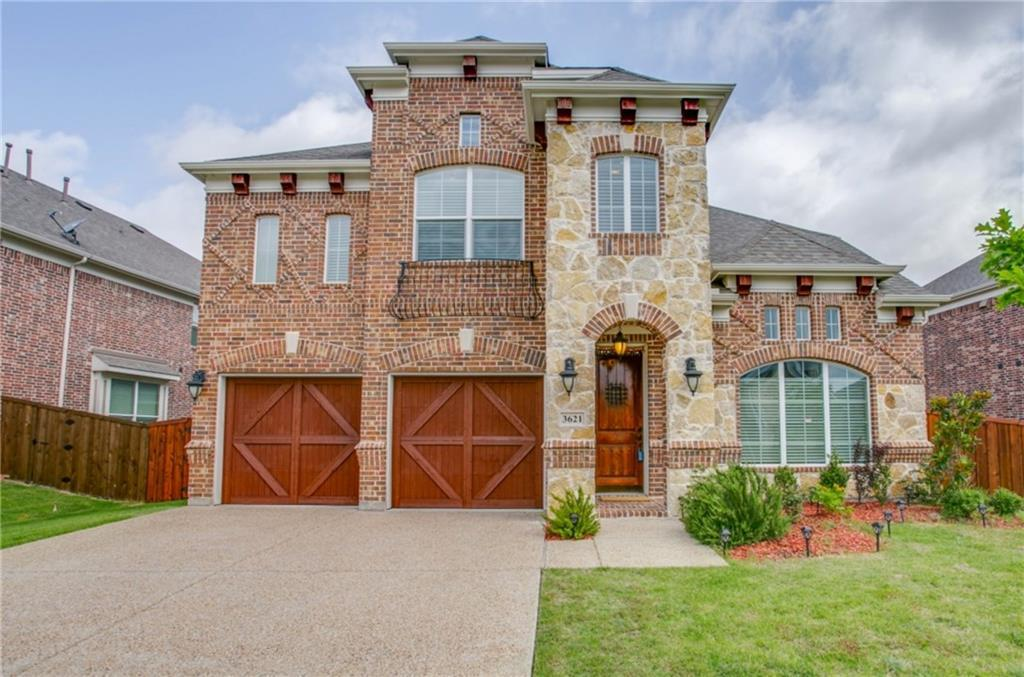 Sold Property | 3621 Funston Drive Plano, TX 75025 1
