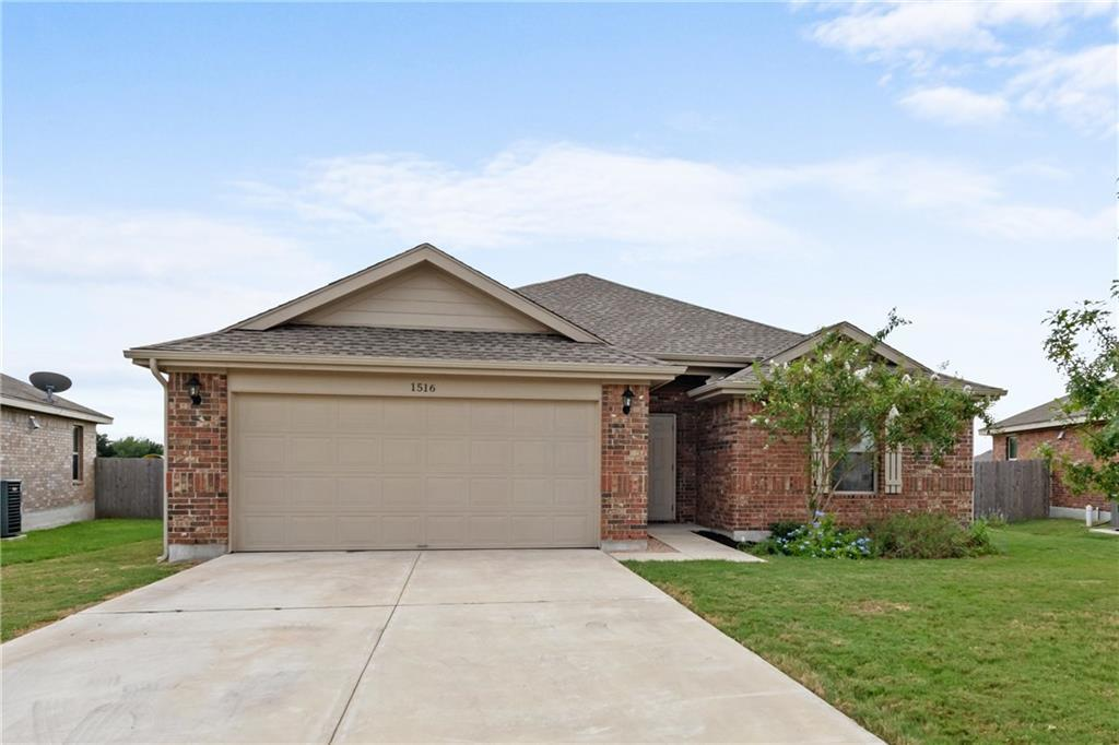 Sold Property | 1516 Colton Lane Lockhart, TX 78644 1