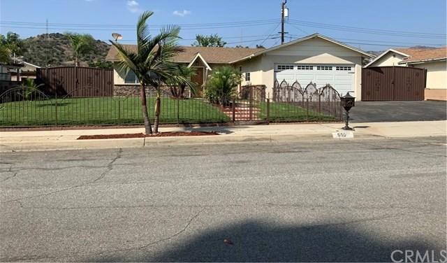 Closed | 919 E Payson Street Glendora, CA 91740 1