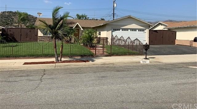 Closed | 919 E Payson Street Glendora, CA 91740 2