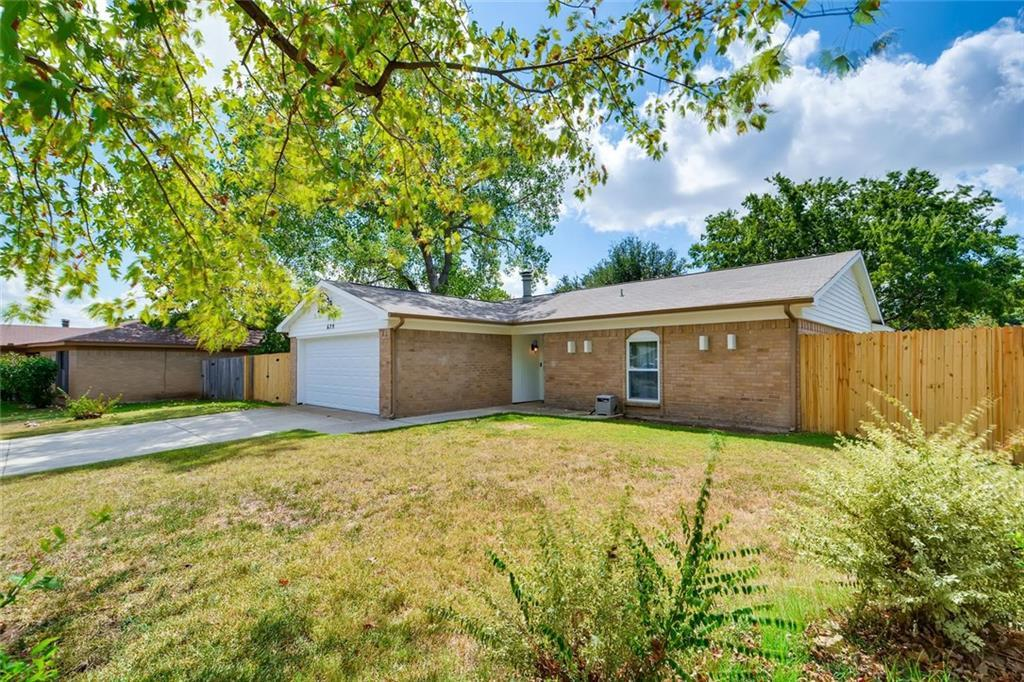 Sold Property | 629 Edwards Drive Saginaw, TX 76179 2