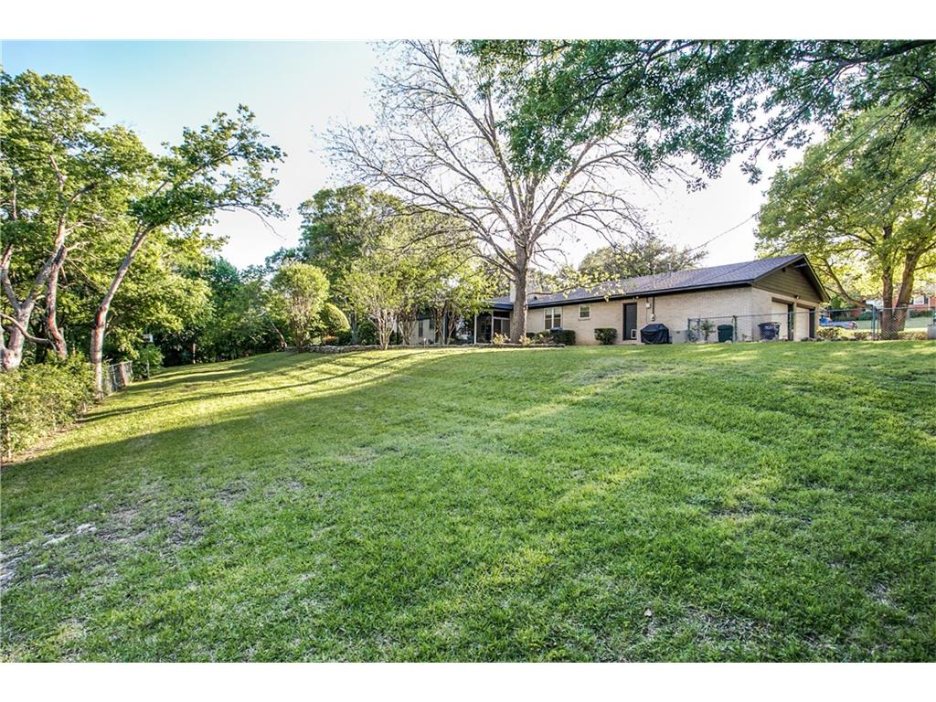 Sold Property | 4213 Hildring Drive Fort Worth, Texas 76109 23