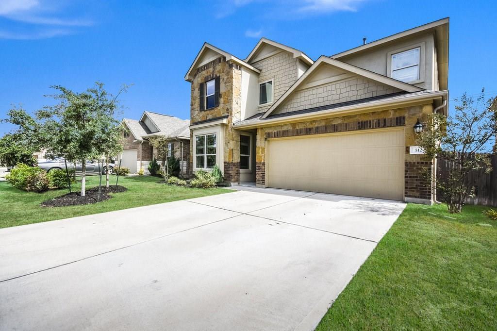 Sold Property | 512 Cerrito CV Leander, TX 78641 1