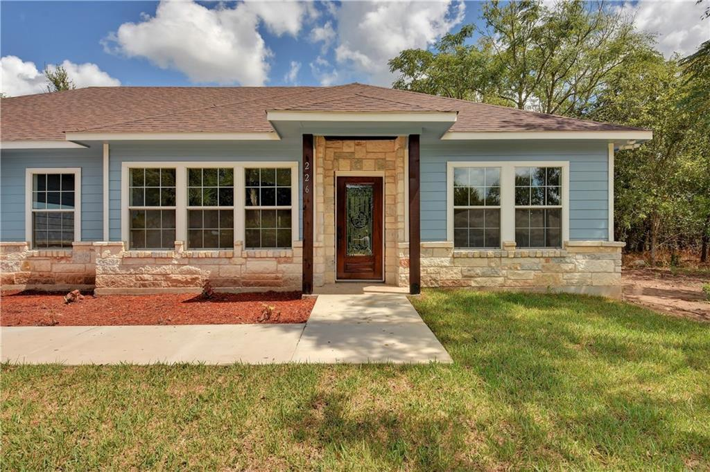 Sold Property | 226 Keawakapu Drive Bastrop, TX 78602 1