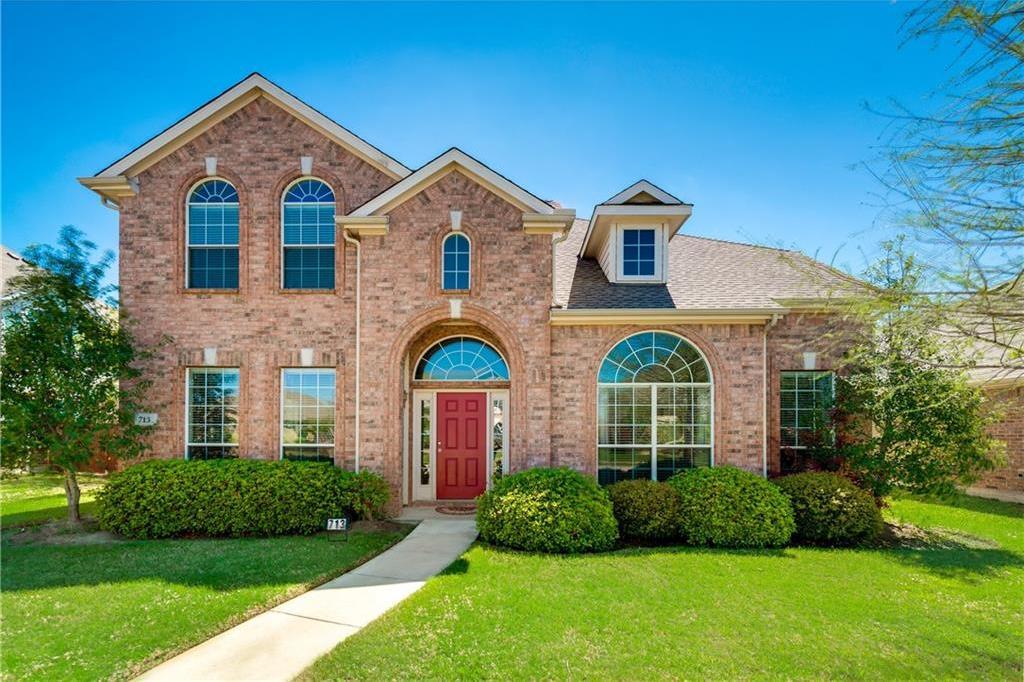 Sold Property | 713 Vallejo Drive Rockwall, Texas 75087 1
