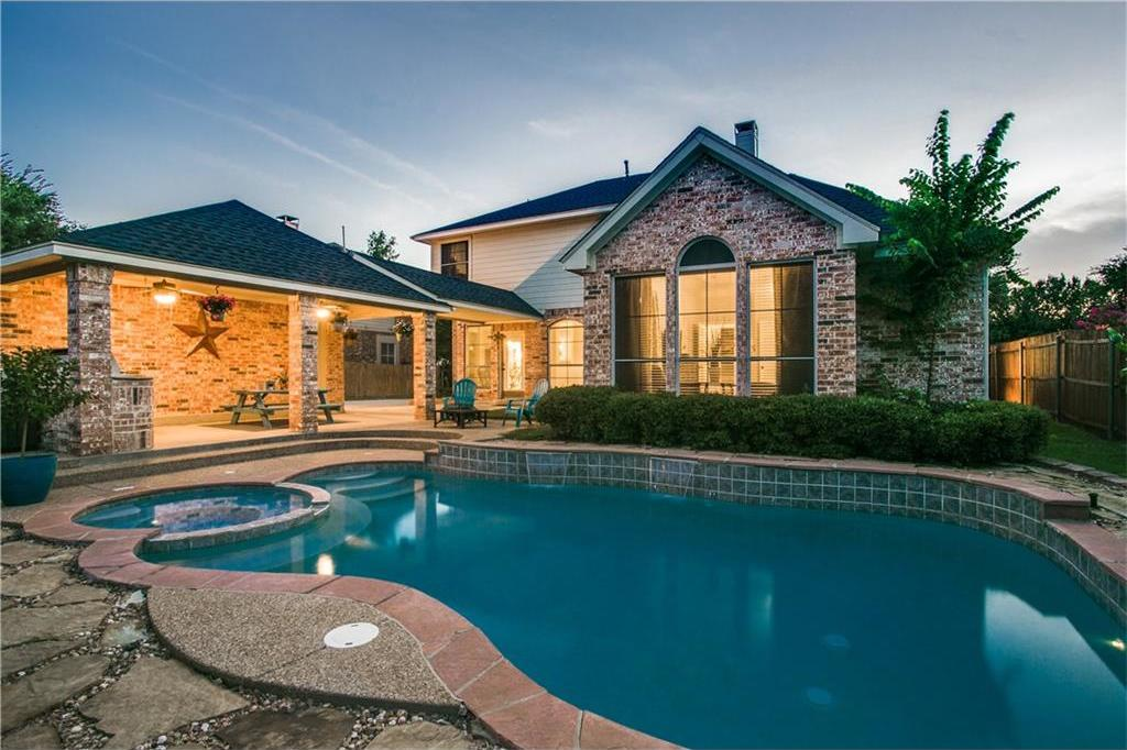 Sold Property | 8512 Grand View Drive North Richland Hills, Texas 76182 69