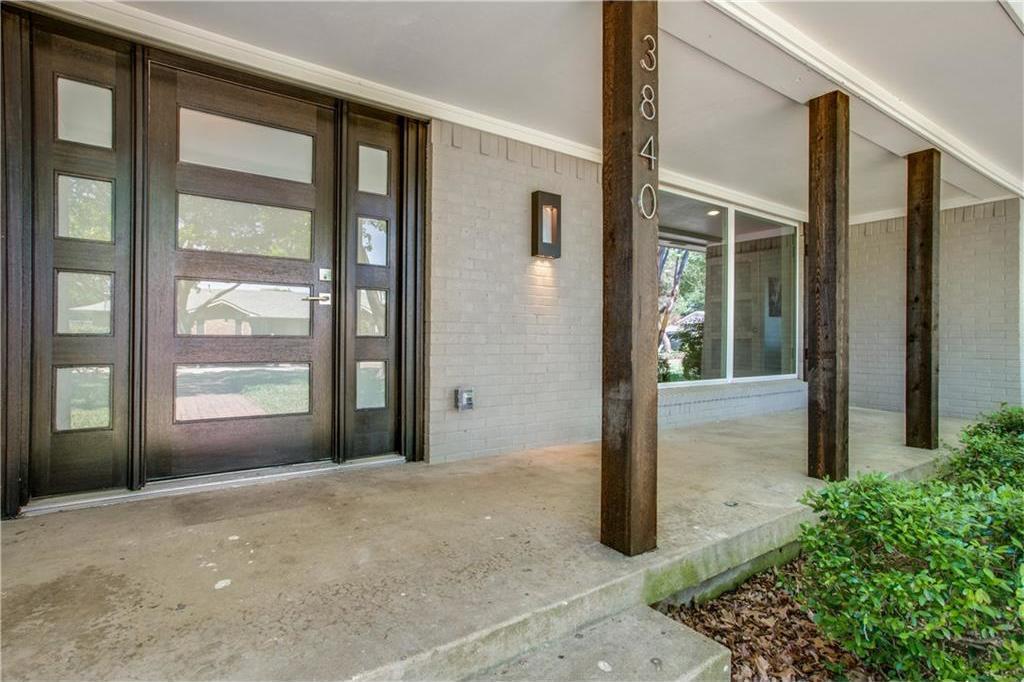 Sold Property | 3840 Goodfellow Drive Dallas, Texas 75229 2