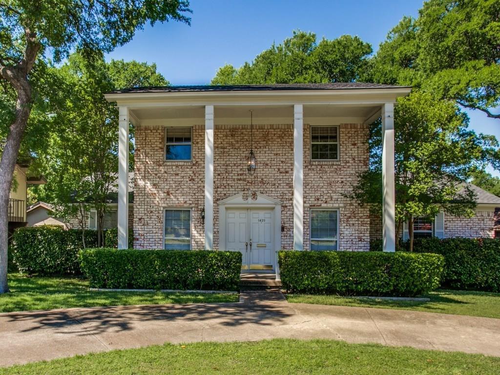 Sold Property | 1420 Mapleton Drive Dallas, Texas 75228 0