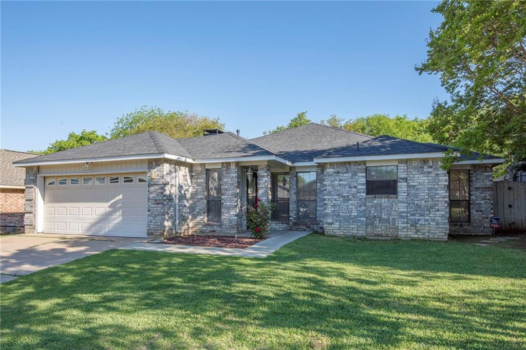 Sold Property | 6111 Blueridge Court Arlington, Texas 76016 0