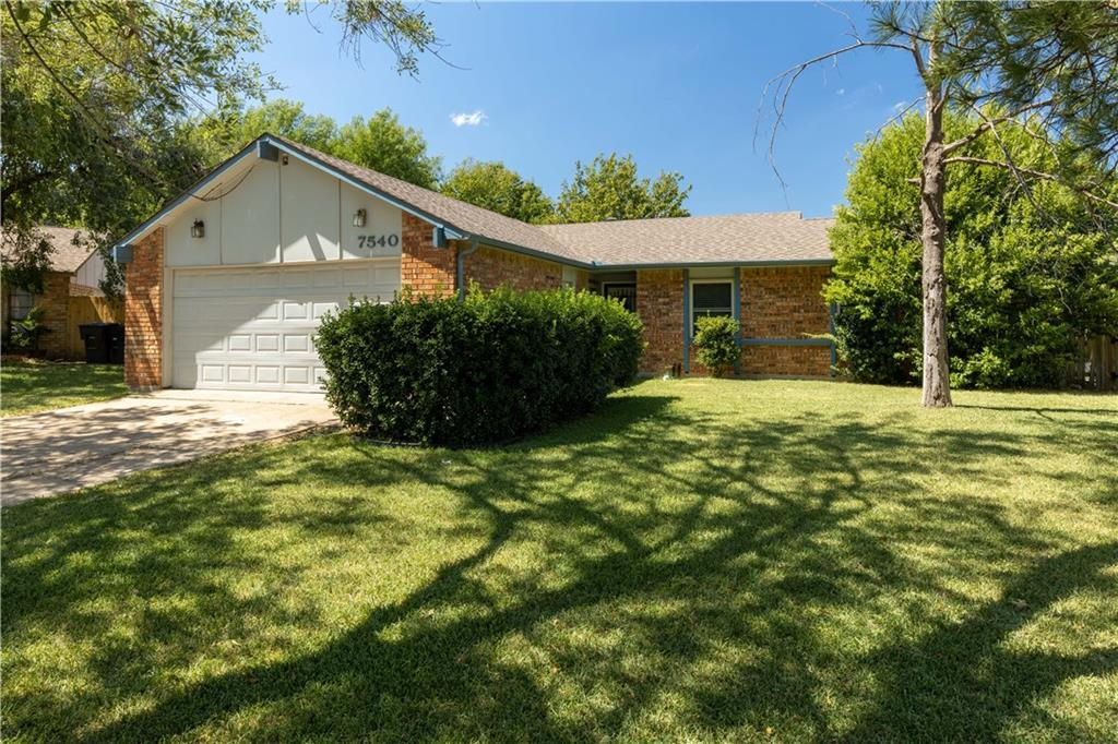 Sold Property | 7540 Red Willow Road Fort Worth, TX 76133 0