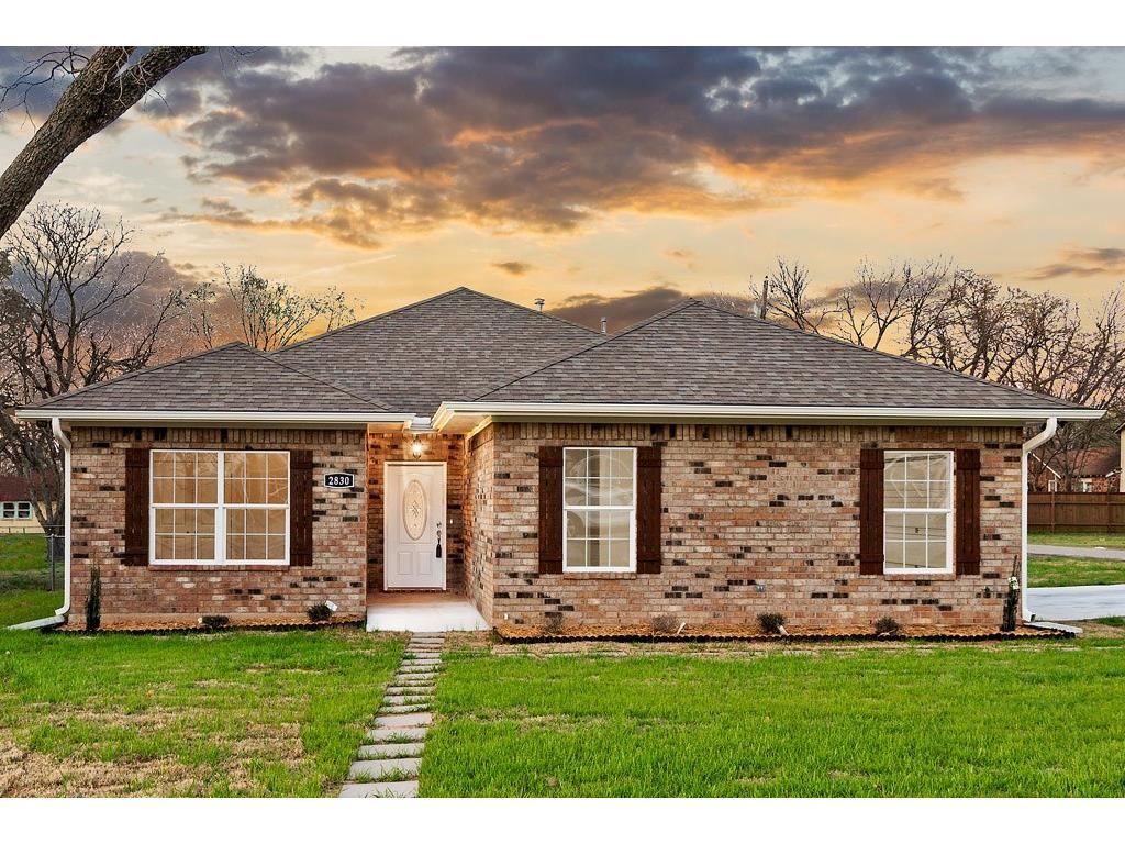 Sold Property | 2830 W Washington Street Denison, Texas 75020 2