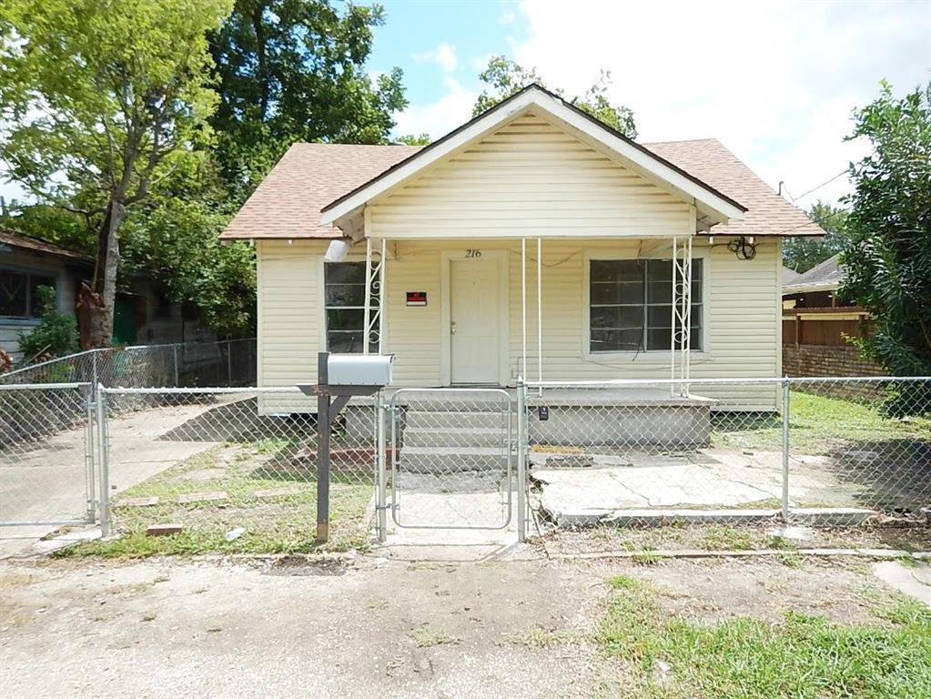 Active | 216 Hutcheson Houston, Texas 77003 0