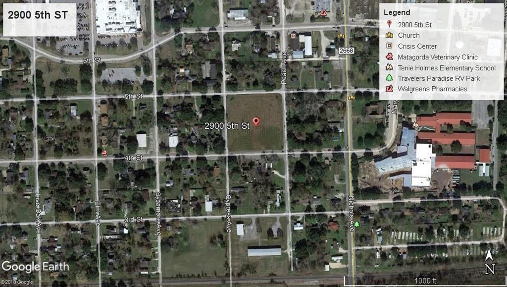 Active   2900 5th Street Bay City, Texas 77414 2