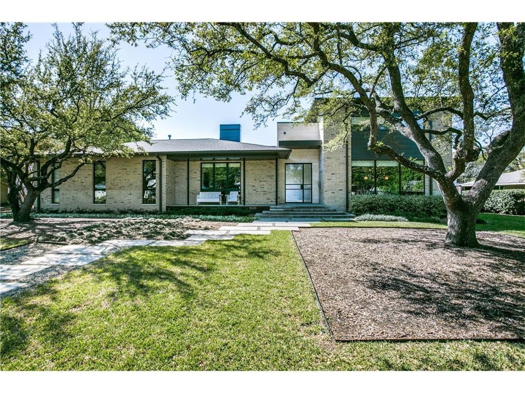 Sold Property   5420 Del Roy Drive Dallas, Texas 75229 0