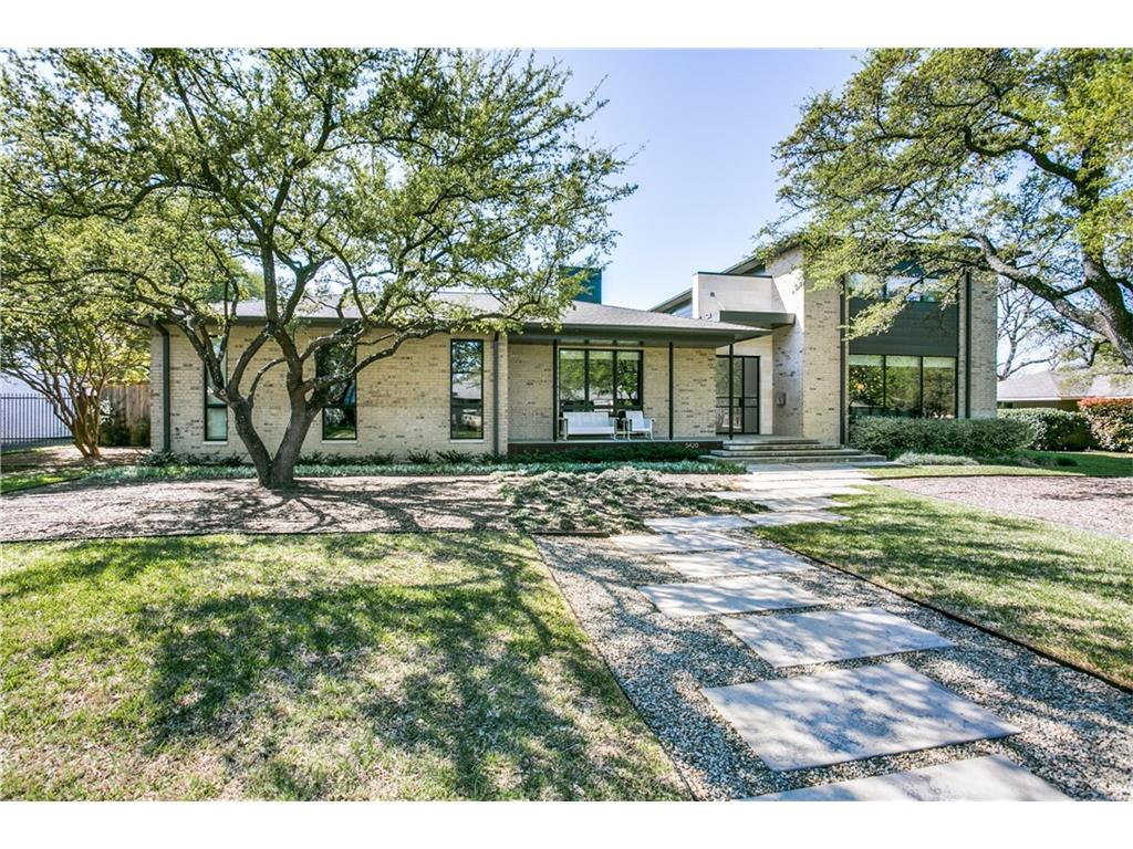 Sold Property   5420 Del Roy Drive Dallas, Texas 75229 2