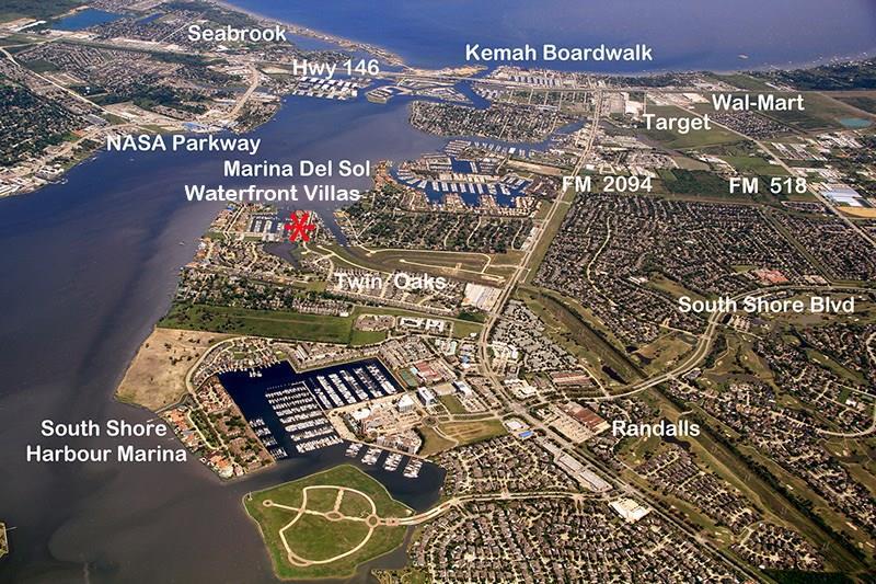Active | 2158 Marina Way  Drive League City, TX 77565 48