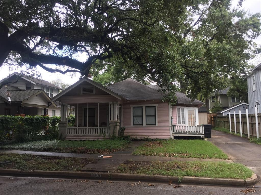 Active | 623 Bayland  Avenue Houston, TX 77009 0