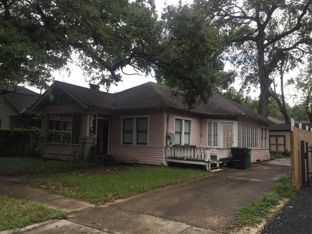 Active | 623 Bayland  Avenue Houston, TX 77009 1