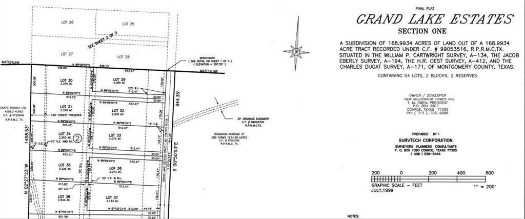 Off Market | 8672 Grand Lake Estates Drive Montgomery, TX 77316 9