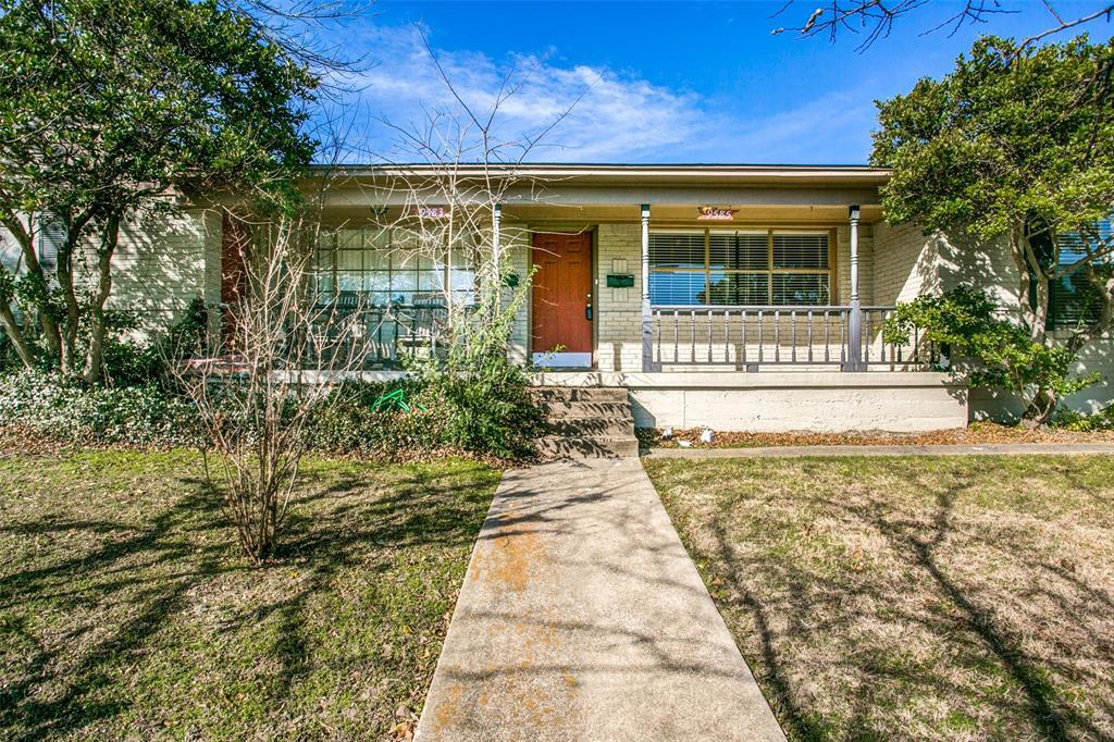 Leased | 9585 Ash Creek Drive Dallas, Texas 75218 1