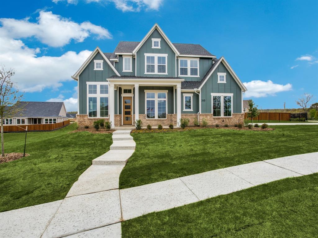 Sold Property   313 Aberdeen Boulevard Argyle, TX 76226 0