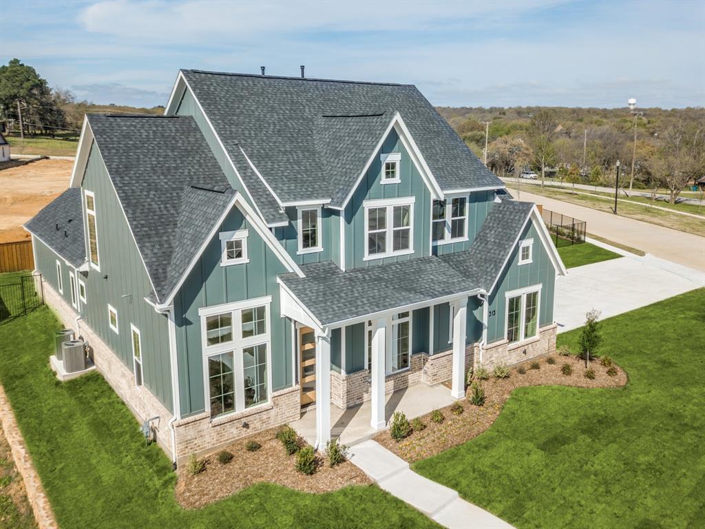 Sold Property   313 Aberdeen Boulevard Argyle, TX 76226 2