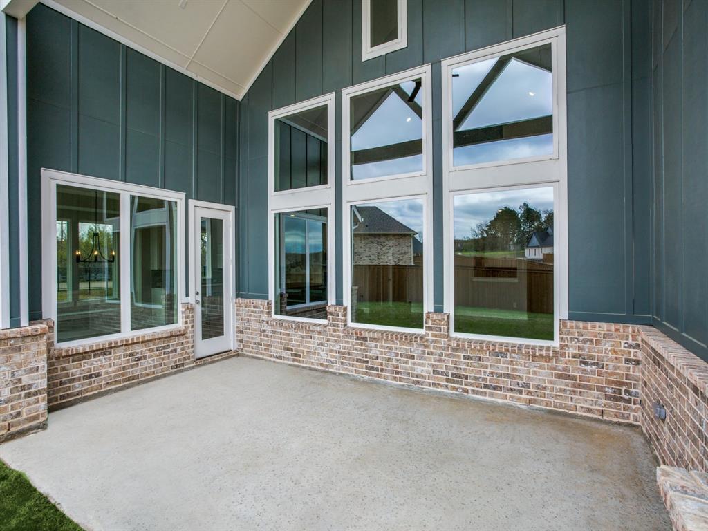 Sold Property   313 Aberdeen Boulevard Argyle, TX 76226 25