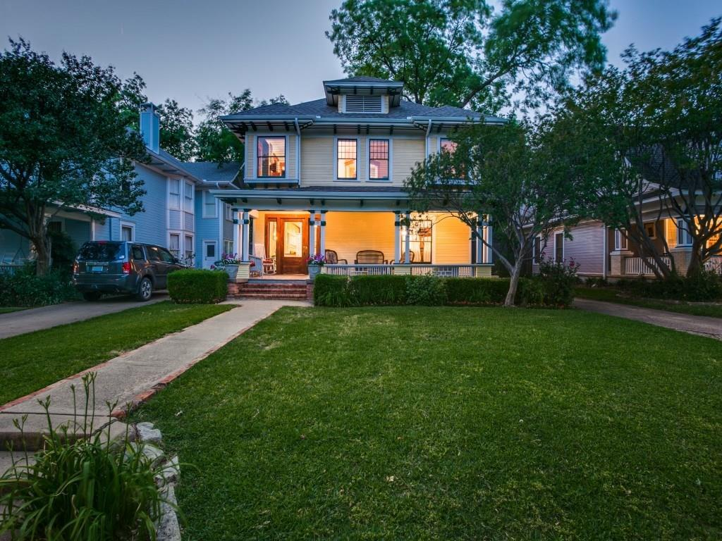 Sold Property | 5015 Victor Street Dallas, Texas 75214 1