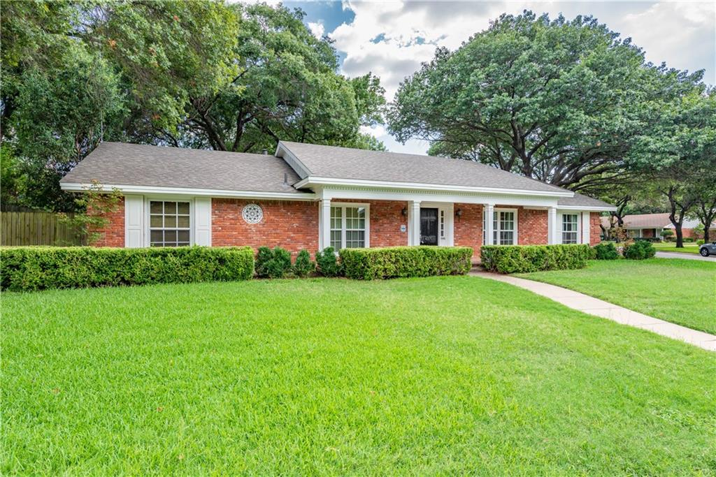 Active Option Contract | 4371 Westdale Drive Fort Worth, Texas 76109 1