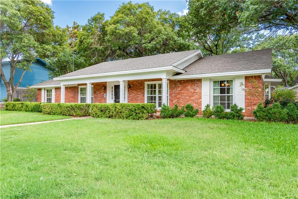 Active Option Contract | 4371 Westdale Drive Fort Worth, Texas 76109 2