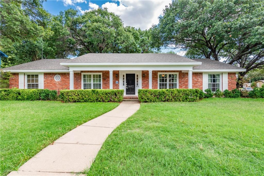 Active Option Contract | 4371 Westdale Drive Fort Worth, Texas 76109 3
