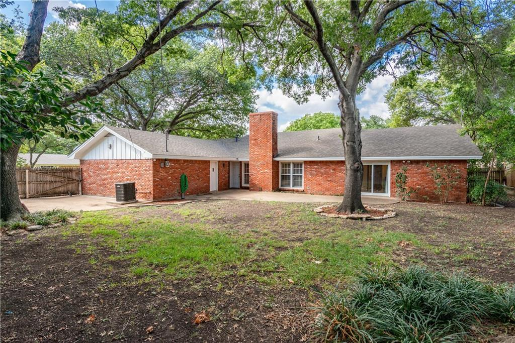 Active Option Contract | 4371 Westdale Drive Fort Worth, Texas 76109 32