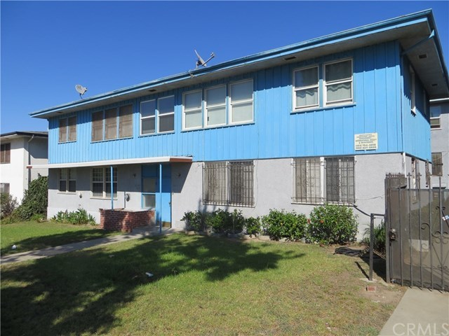 Active Under Contract | 7616 Crenshaw  Boulevard #1/2 Los Angeles, CA 90043 7
