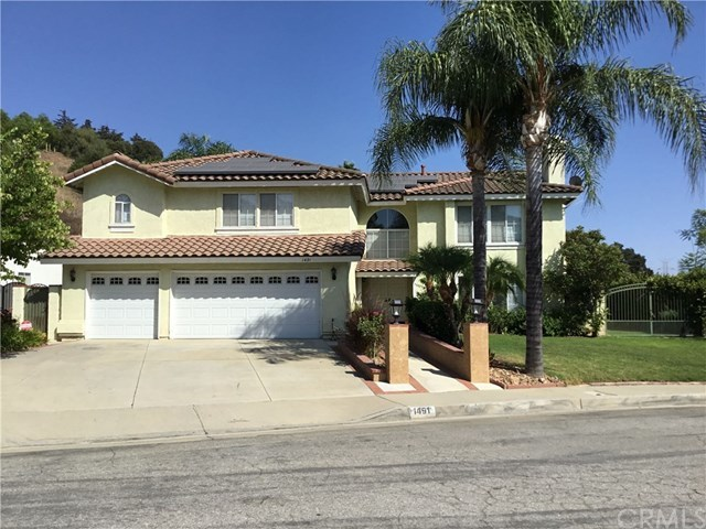 Active | 1491 Hunters Trail Glendora, CA 91740 0