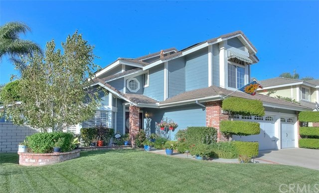 Active | 1674 Rosemist Lane Chino Hills, CA 91709 1