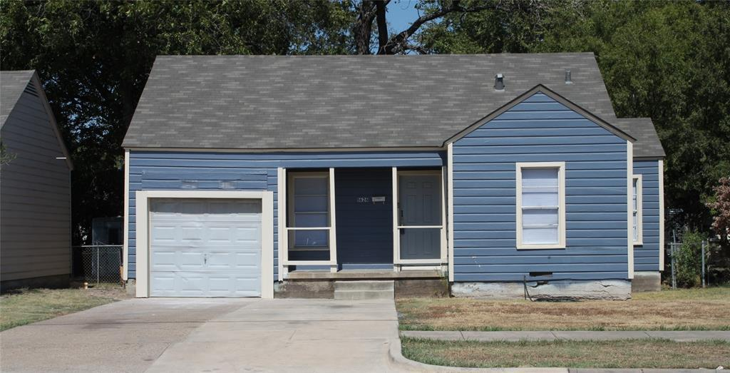 Sold Property | 1626 Small Street Grand Prairie, TX 75050 1