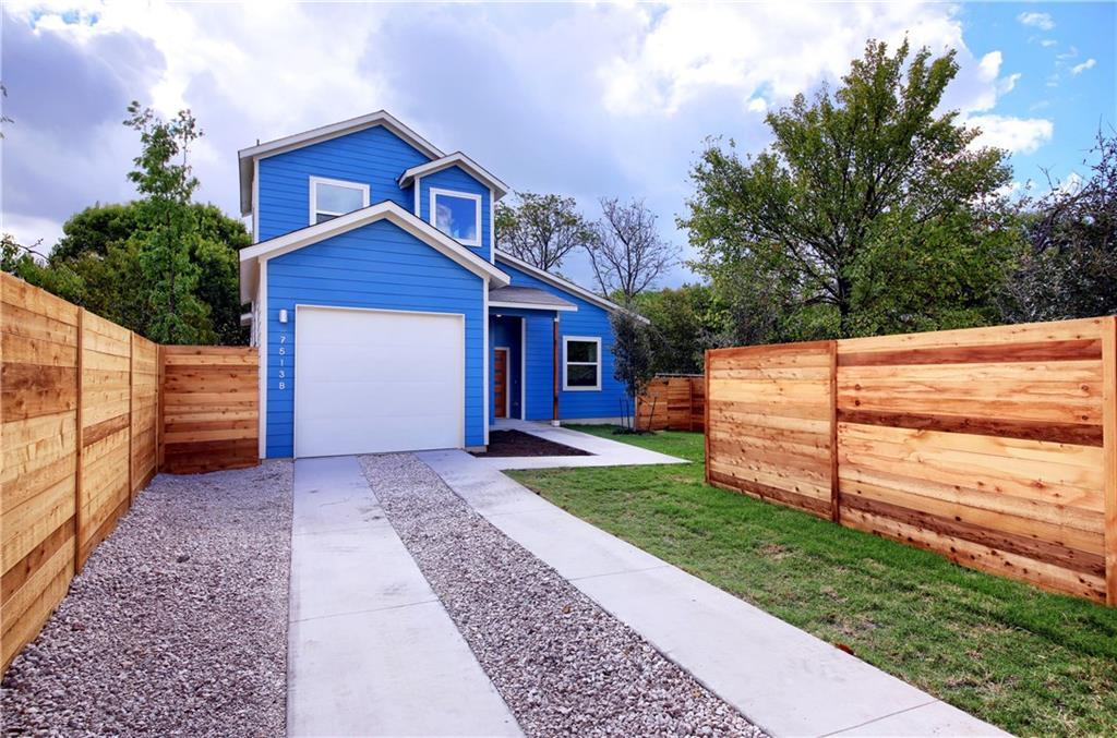 Sold Property | 7513 Bethune ave #B Austin, TX 78752 0
