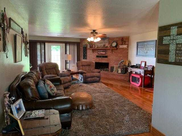 Country home acreage, house horses, small ranch pond, stock,  | 1884 Double Springs Rd Stuart, OK 74570 4